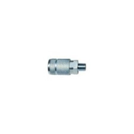 Amflo AMFC6 0.37 in. TF Coupler with 0.37 in. FNPT - image 1 de 1