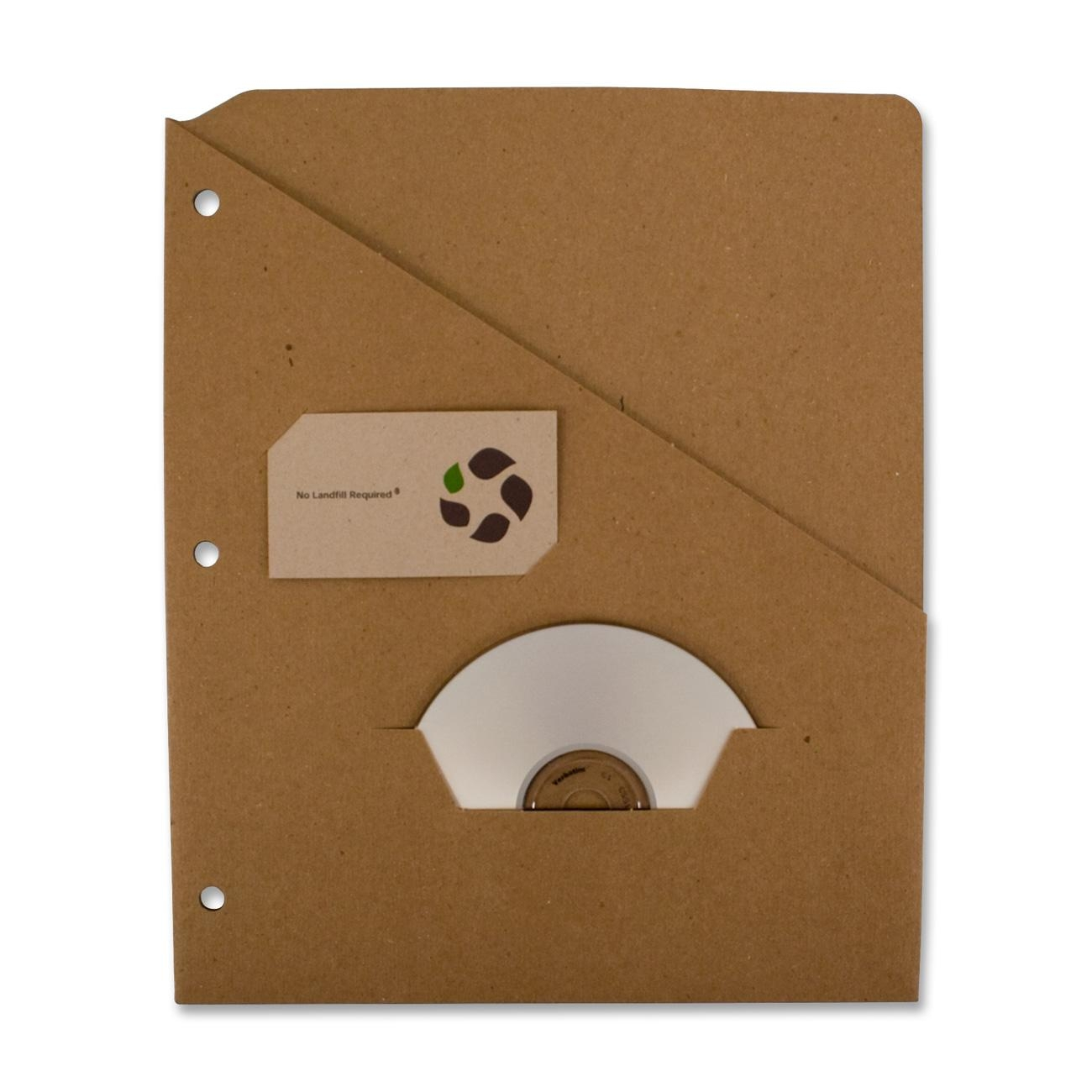 RePouch Recycled Binder Insert with Holes
