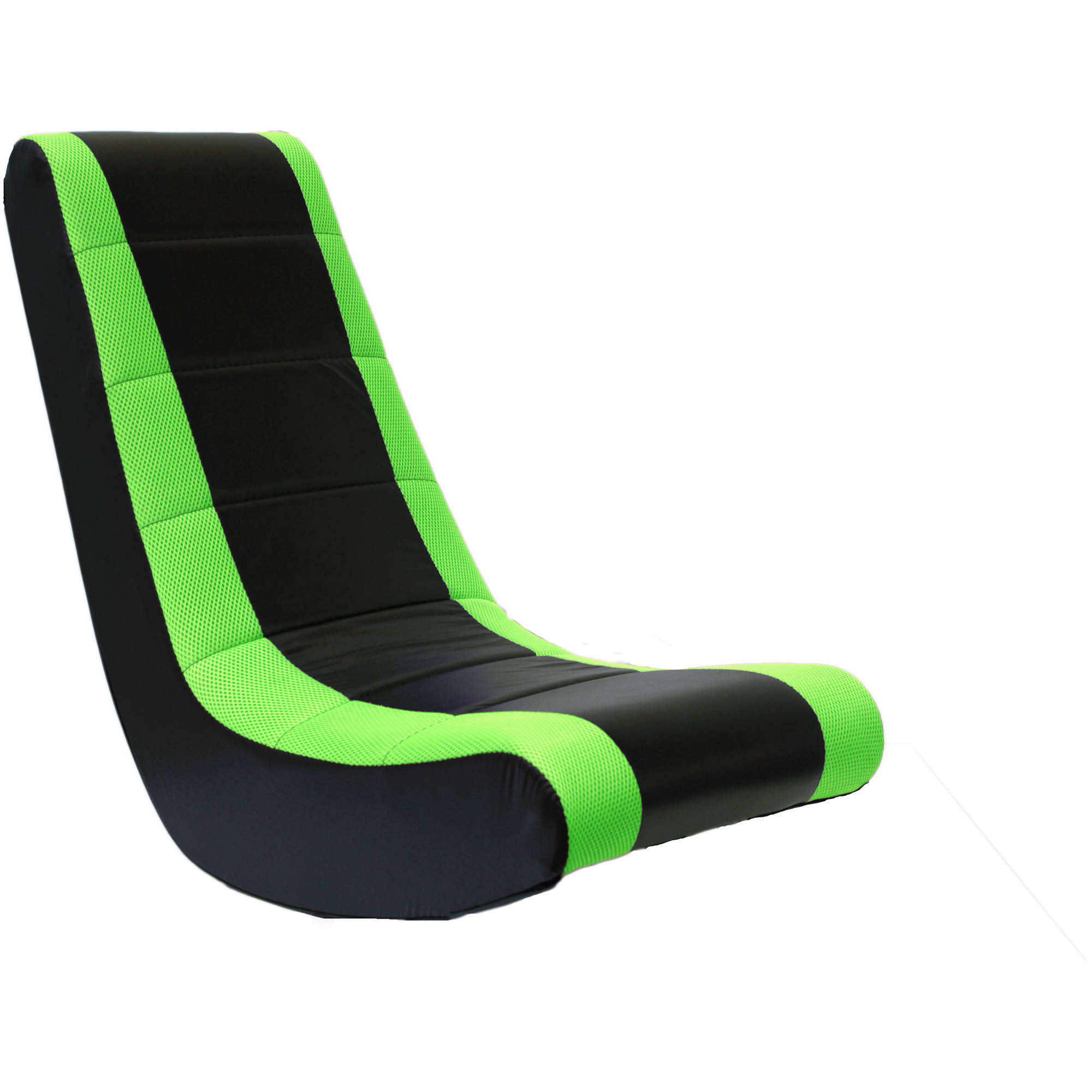 Crew Furniture Classic Video Rocker Gaming Chair Rocking Black