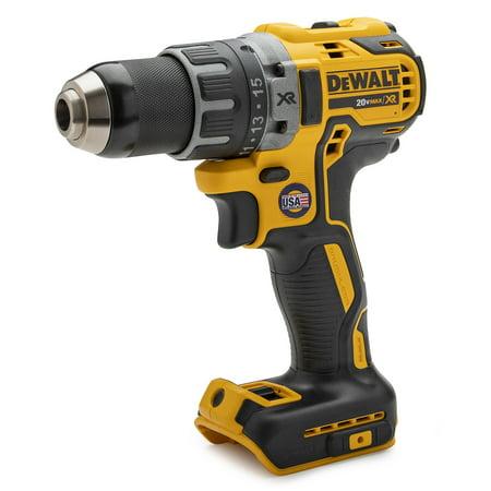 DeWalt DCD791B 20V MAX XR Li-Ion Compact Brushless Drill / Driver Bare