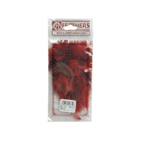 Zucker Feather Guinea Plumage  04Oz Red
