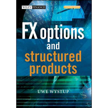 FX Options and Structured Products [With CDROM]