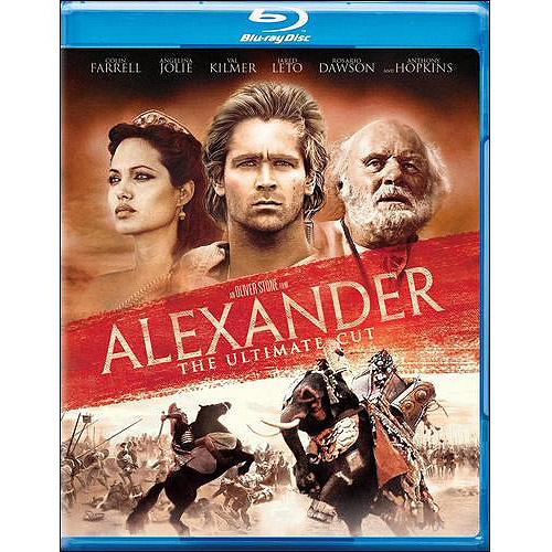 Alexander: The Ultimate Cut (Blu-ray) (Widescreen)
