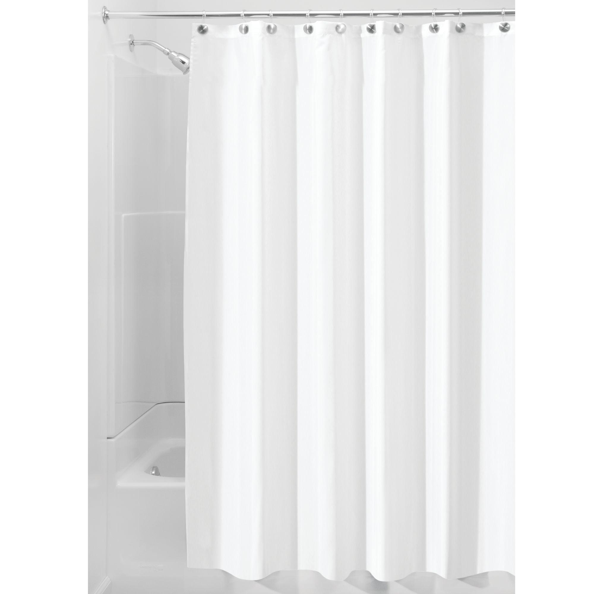 Interdesign Waterproof Fabric Shower