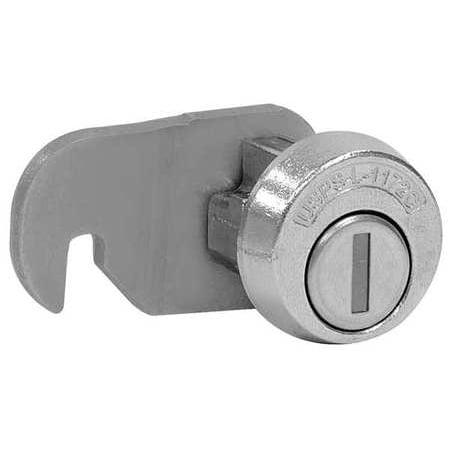 Salsbury Industries 3490 Lock Standard Replacement for 4C Pedestal Mailbox Door with 3 -