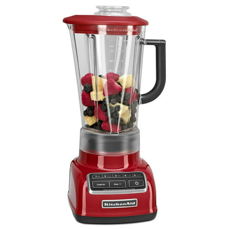KitchenAid 5 Sd Blender, Empire Red (KSB1570ER) - Walmart.com on kitchenaid waffle maker red, kitchenaid utensils red, kitchenaid chopper in red, kitchenaid candy apple red,