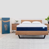 Sleep Innovations Shiloh 12-inch Memory Foam Mattress, Bed in a Box, Soft Cover, 10-Year Warranty - Twin Size