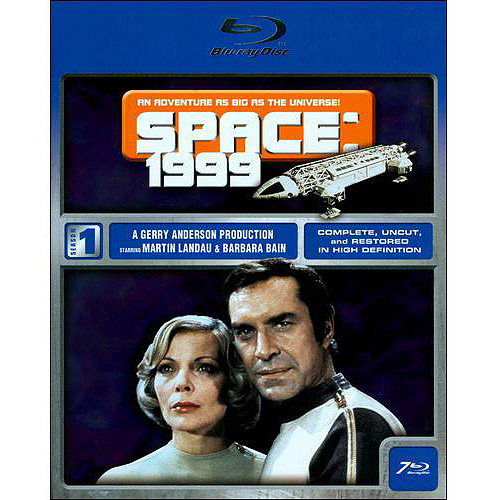 A&E space: 1999: season 1 [blu-ray]