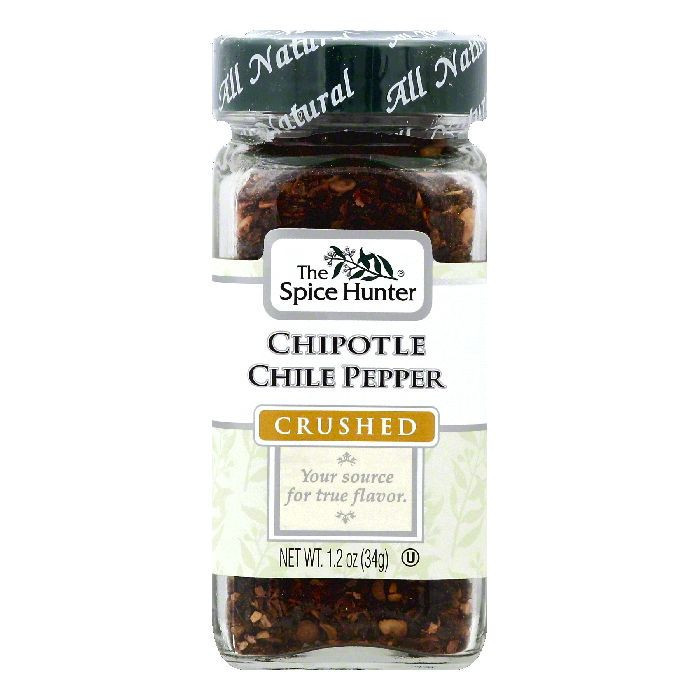 Spice Hunter Chipotle Chile Pepper, Crushed