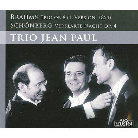 "BRAHMS: TRIO, OP. 8; SCHOENBERG: VERKL""RTE NACHT, OP. (Union Pacific 4 8 8 4 Big Boy)"