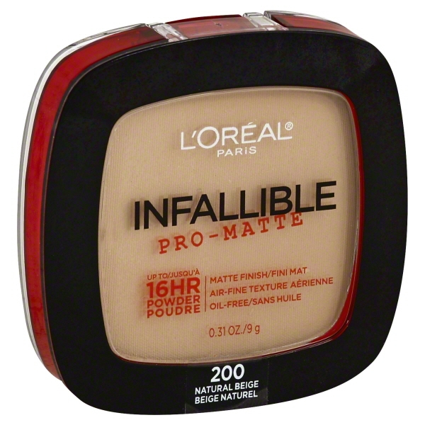 L'Oreal Paris Infallible Pro-Matte Powder, Porcelain