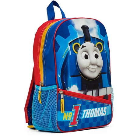 "Thomas "" No 1 Thomas"" 14"" EVA Molded Kids Backpack"