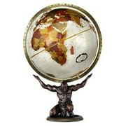 Zeus Persuades Atlas Globe
