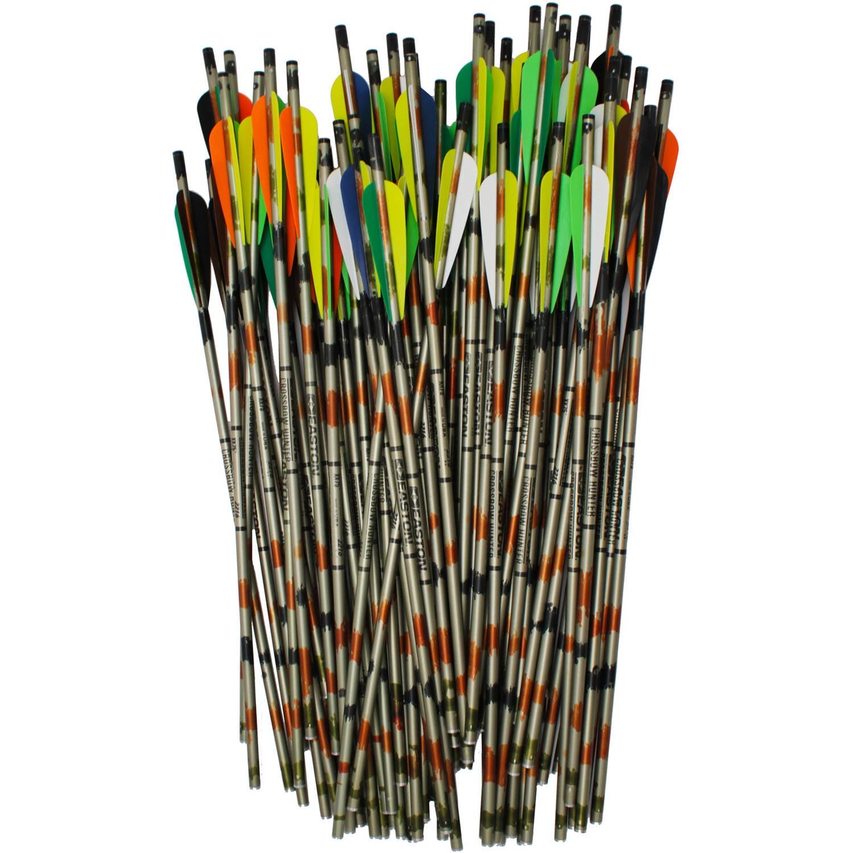 "Excalibur Crossbow Aluminum 20"" 2216 XX75 Vanes (Per 72)"