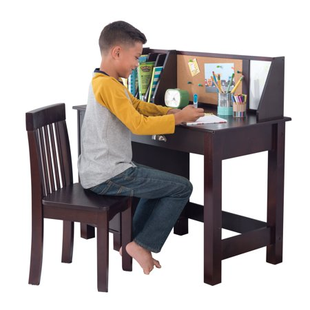 Kidkraft Study Desk Chair Espresso