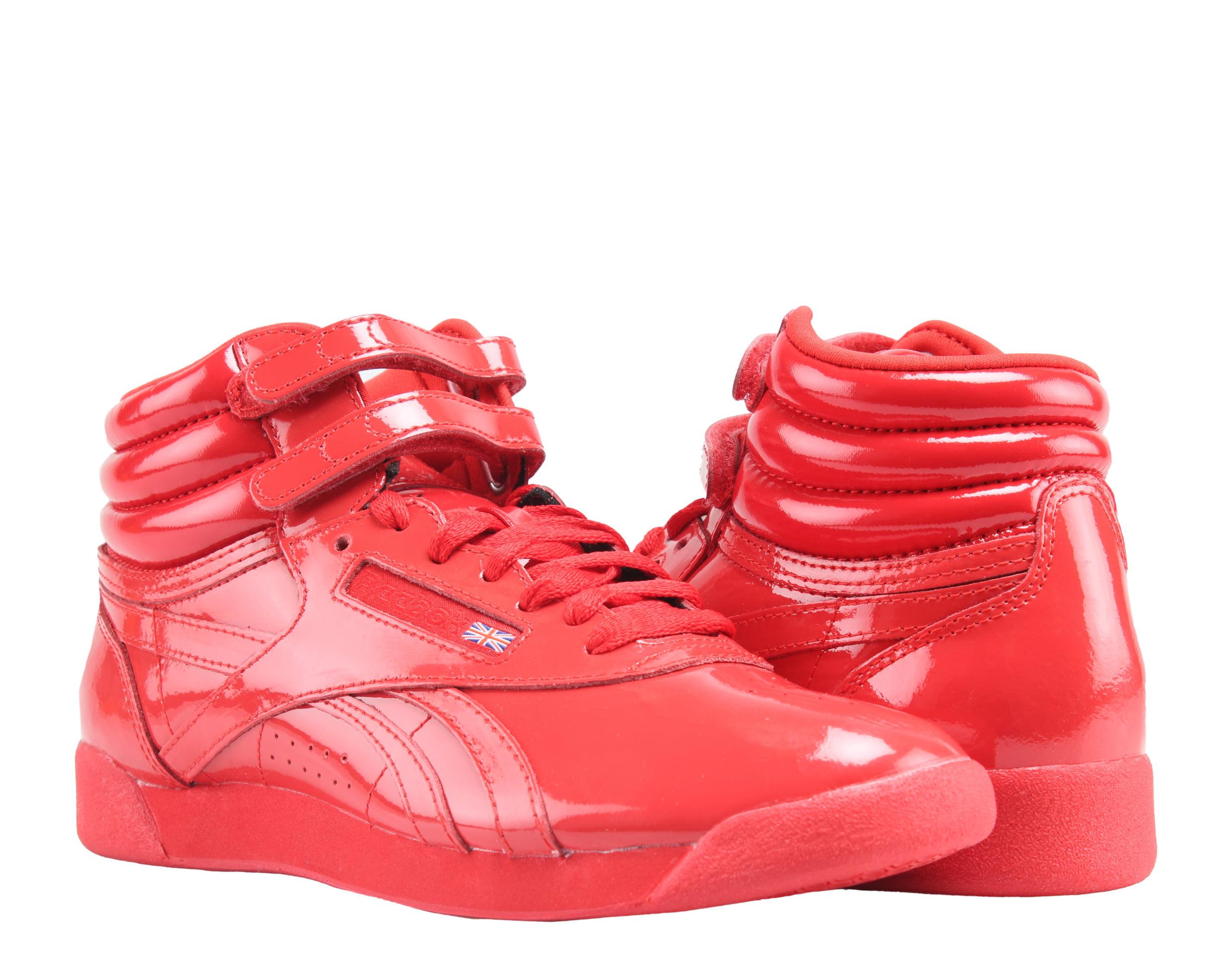 Reebok Classic Freestyle Hi Patent