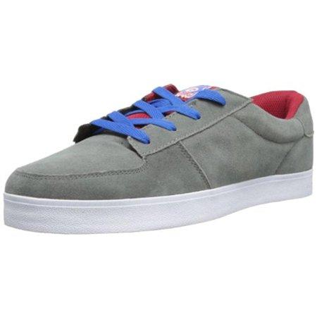 a00f2e79b36b4 Osiris Mens Duffel Suede Contrast Skate Shoes