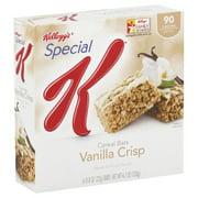 Kelloggs Special K  Cereal Bar, 6 ea