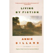 Living by Fiction (Paperback)