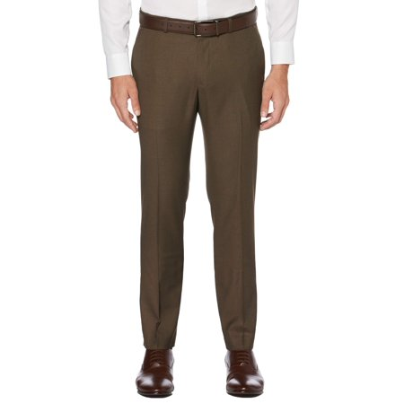 Portfolio Very Slim Nailshead Dress Pant