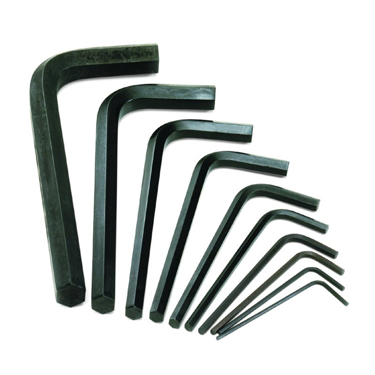 10Pc. Metric Hex Key Set
