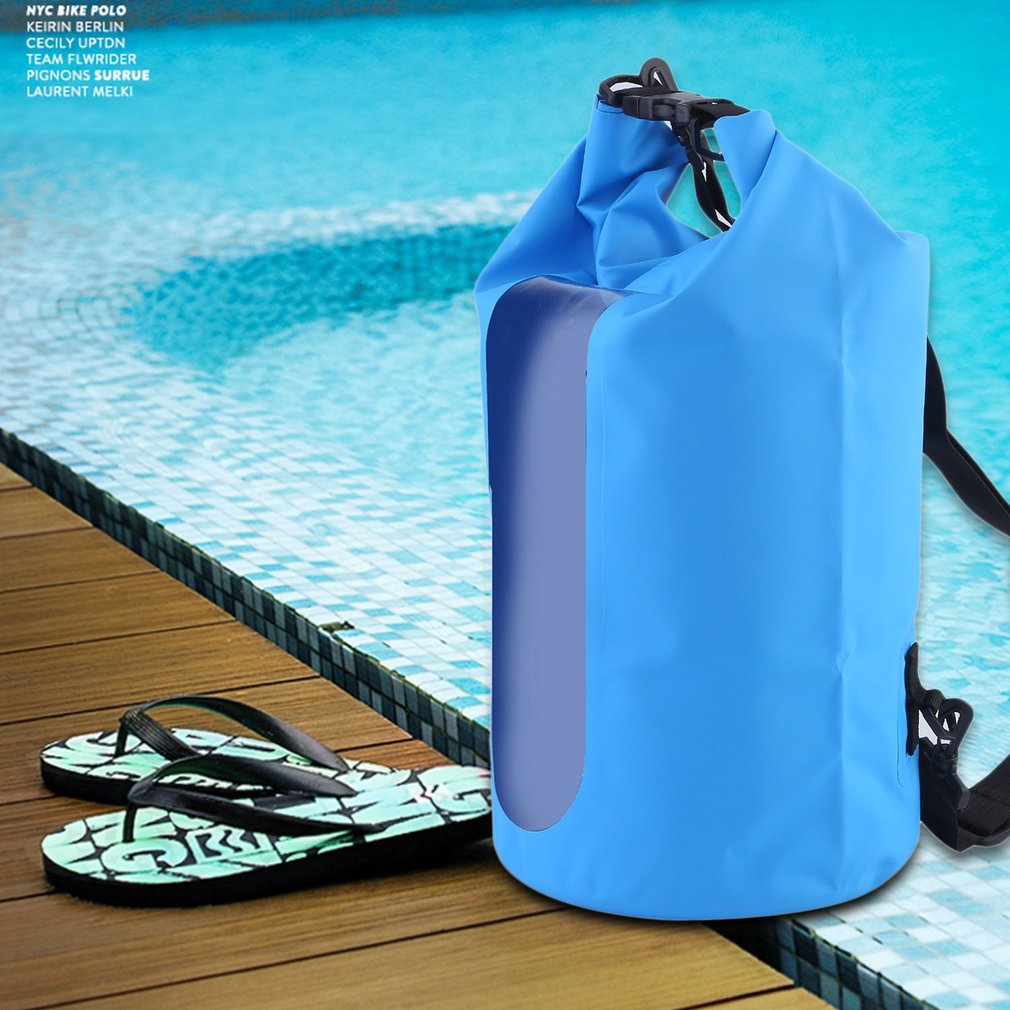 Waterproof Dry Bag Roll Top Survival Sack Kit Dry Gear Bag Camping Equipment by OUTAD