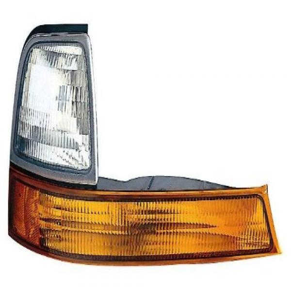 Depo 331-1629L-US Ford Ranger Driver Side Replacement Parking/Signal/Side Marker Lamp Unit