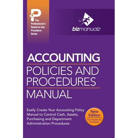 Accounting Policies and Procedures (Satisfaction Guarantee Policy)