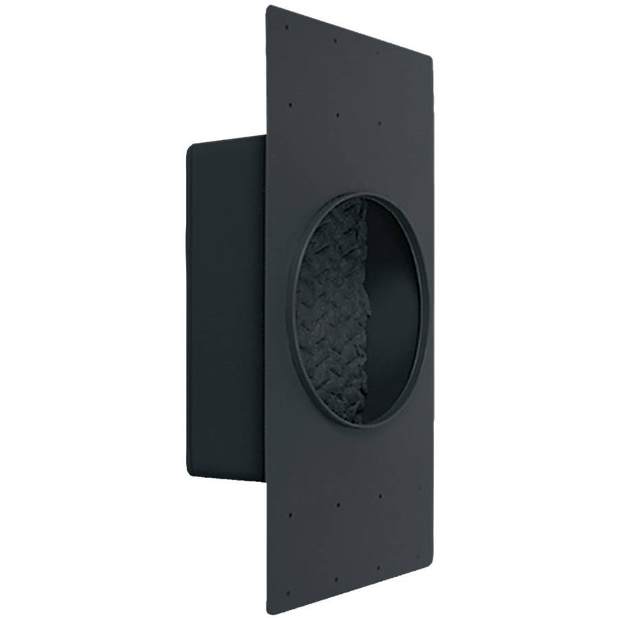 "Emphasys EM0001600 6.5"" In-Ceiling Sound Enclosure Black"