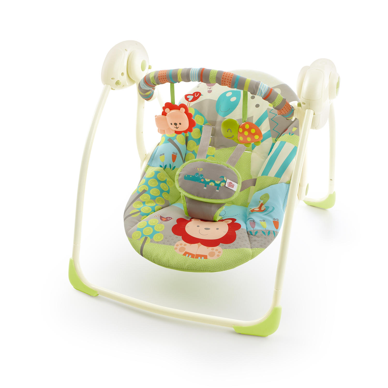 Bright Starts Portable Swing - Up Up & Away
