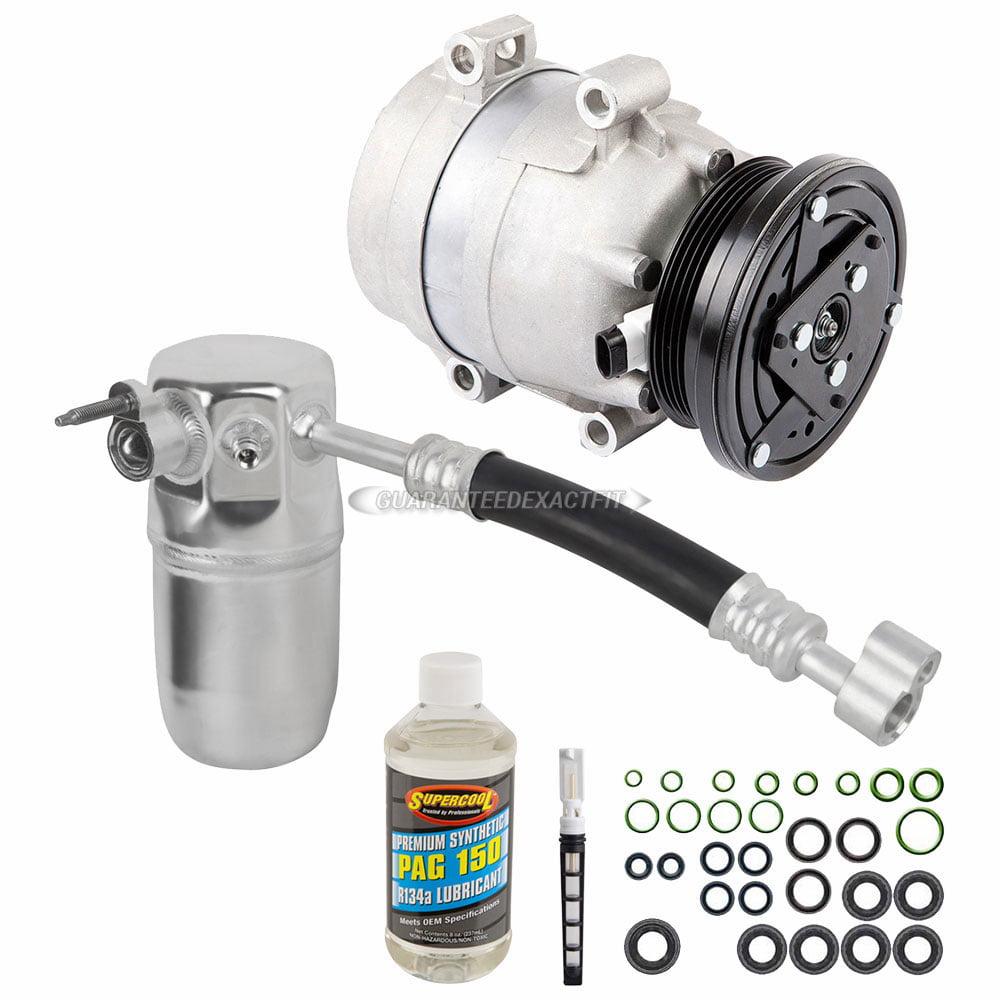 For Chevy Camaro /& Pontiac Firebird 1998-2001 AC Compressor w//A//C Repair Kit BuyAutoParts 60-80191RK New