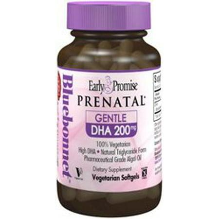 Bluebonnet - TOT PROMISE PRENATAL DOUX DHA 200 mg 30 gélules Veg