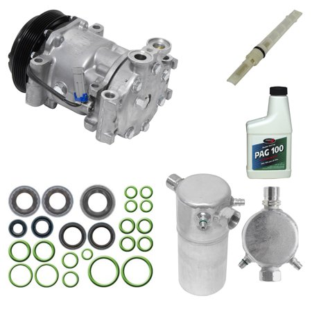 - A/C Compressor and Component Kit -- Compressor Replacement Kit