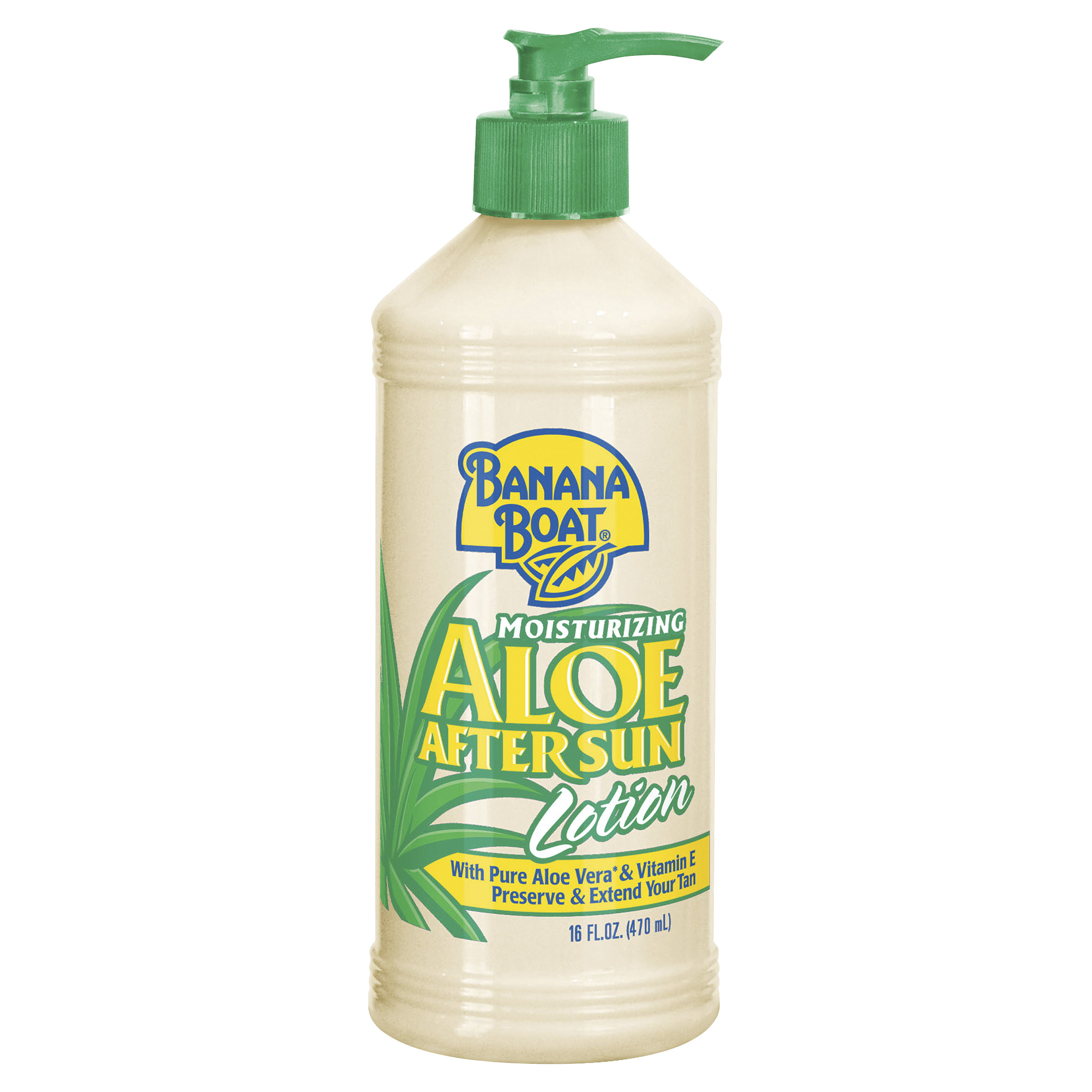 Banana Boat Moisturizing Aloe After Sun Lotion - 16 Ounces