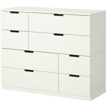 Ikea 8 Drawer Dresser White 14204 2085 3818