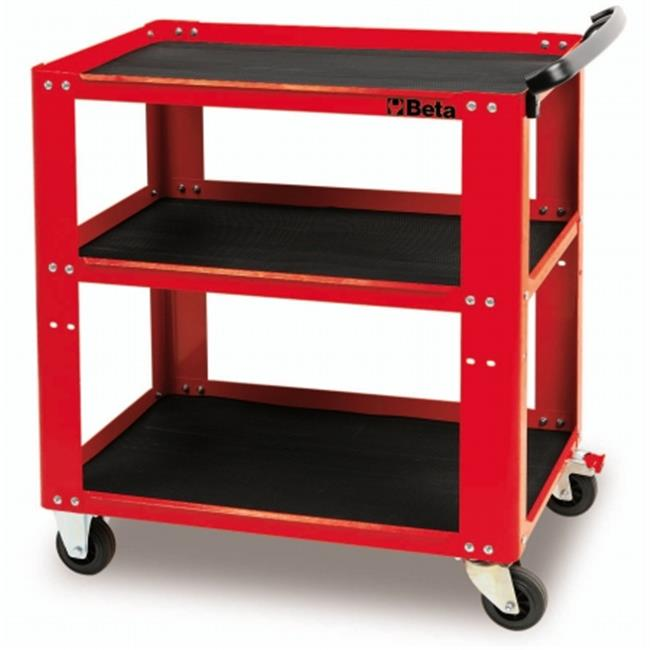 Peerless Hardware 051000003 C51-R-Easy Trolley Red