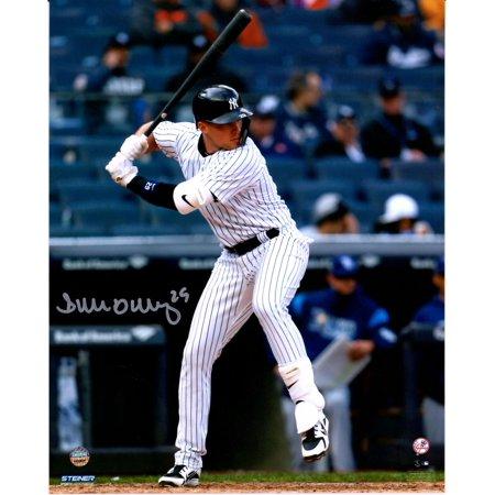 Brandon Drury New York Yankees Autographed 8