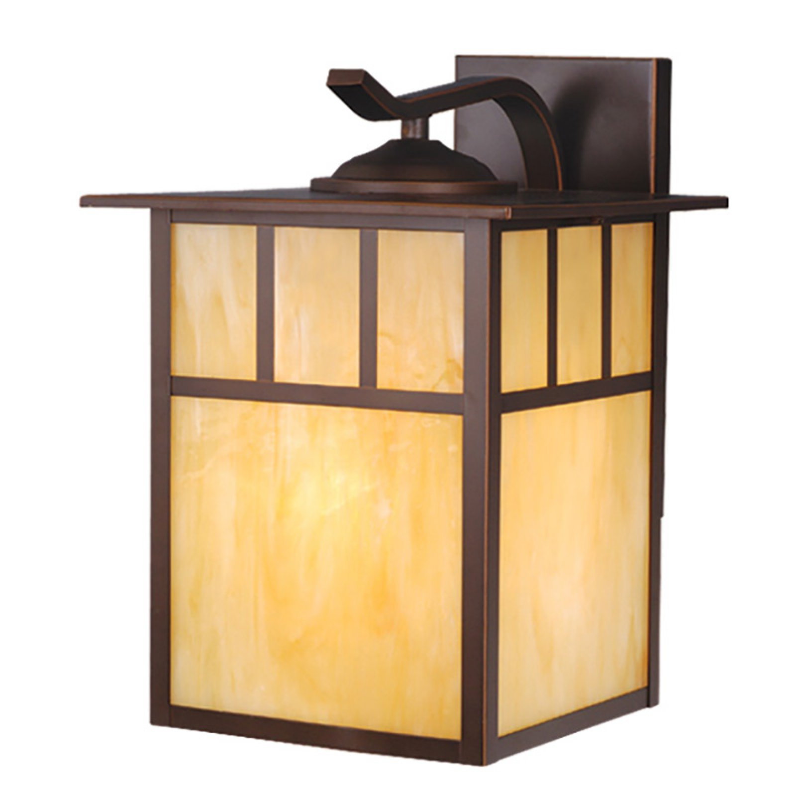 Vaxcel Mission OW146/372 Outdoor Wall Sconce