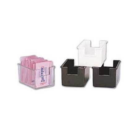 Collection Sugar Packet Holder (Winco - PPH-1C - Clear Plastic Sugar Packet Holder )