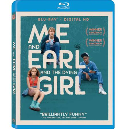 Me And Earl And The Dying Girl  Blu Ray