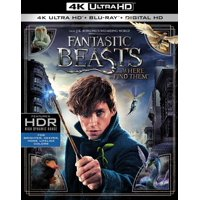 Fantastic Beasts And Where To Find Them (4K + Blu-Ray + Digital) Deals