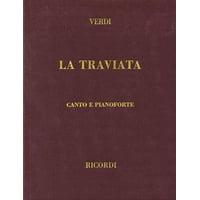 La Traviata : Vocal Score