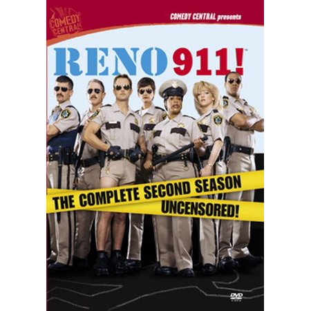 Reno 911! The Complete Second Season (DVD)](Reno 911 Characters)