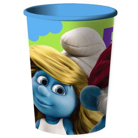 Hallmark Smurfs 16oz Cups (Hallmark Cup)