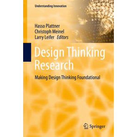 Design Thinking Research - eBook