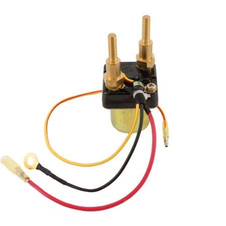 DB Electrical SMU6016 Starter Solenoid Relay for 550 650 750 800 900 Kawasaki Jet Ski Personal Watercraft PWC /27010-3714, 27010-3724, 27010-3760 /12 - Service Repair Watercraft Pwc Manual