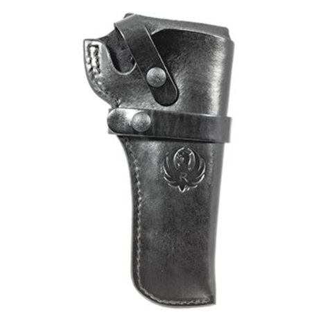 Ruger Triple K Western Belt Holster for SIngle Six , Wrangler 4-5/8