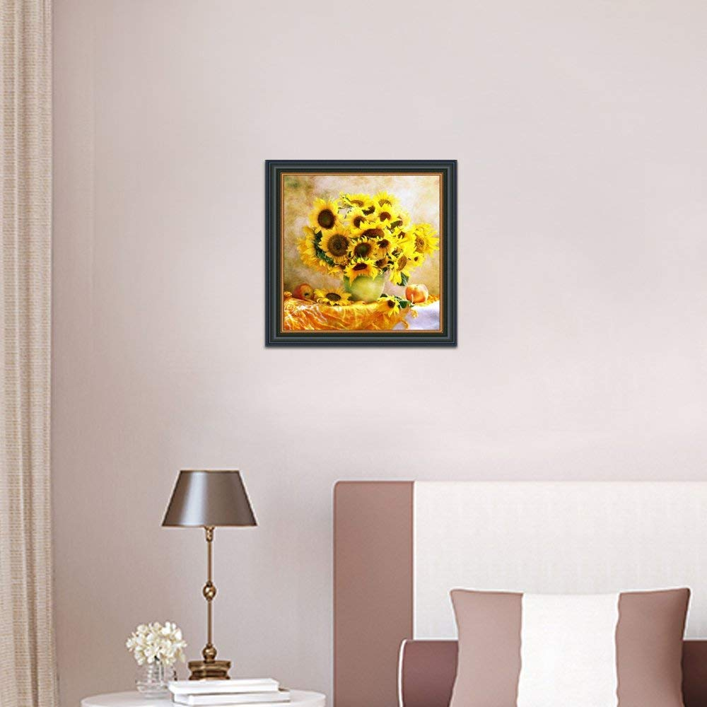 Various Type Delicate Photo Diamond Painting 5D Full DIY Home Room Decorate