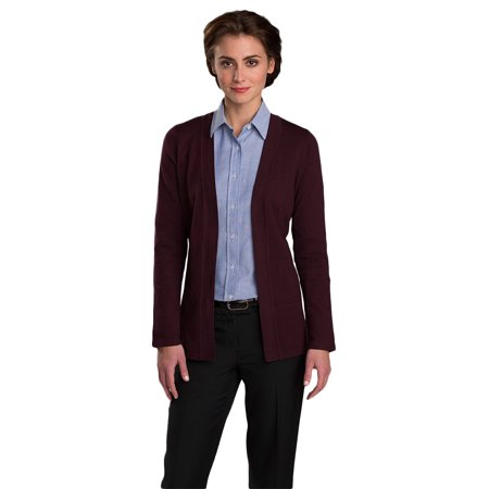 ffe1e23807 Edwards - Edwards Garment Women s Longer Length Open Front Cardigan ...
