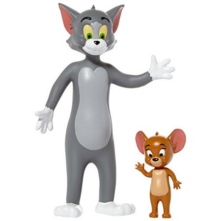 Tom and Jerry Bendable Pair, By NJ - Tom And Jerry Costumes For Kids